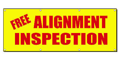 Free Alignment Inspection